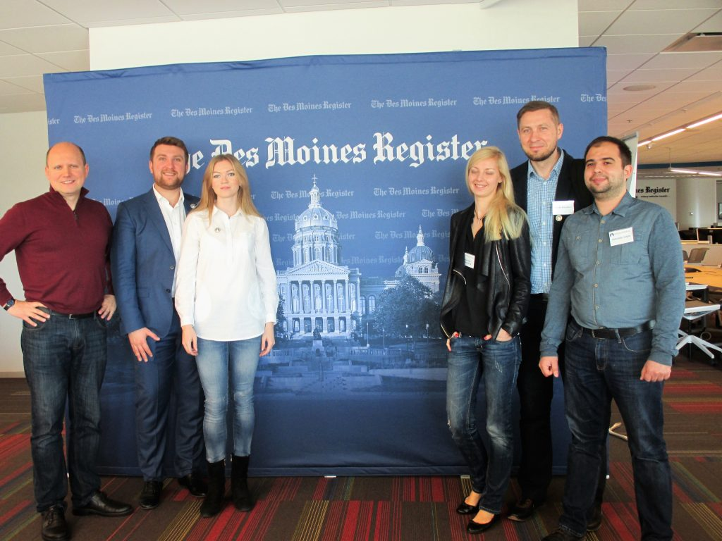 2015 Young Russian Journalists Journey