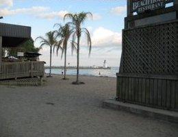 Port Dover on Lake Erie