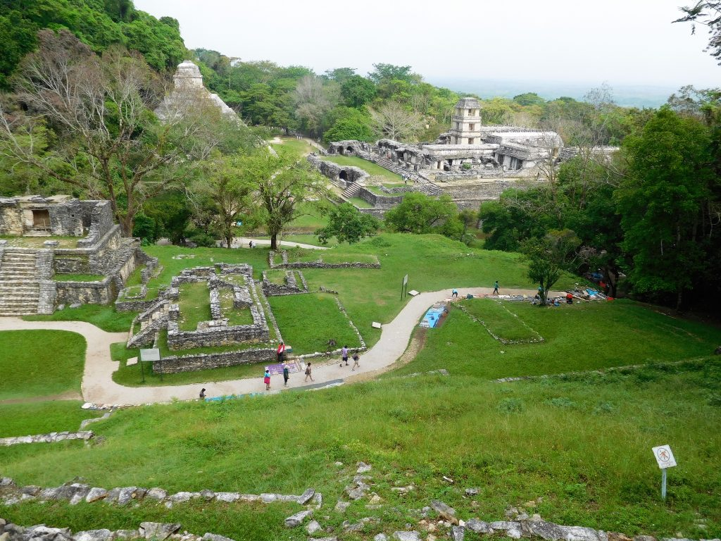 2017 Mundo Maya de Tuxtla Butierrez, Mexico Outbound Journey in April
