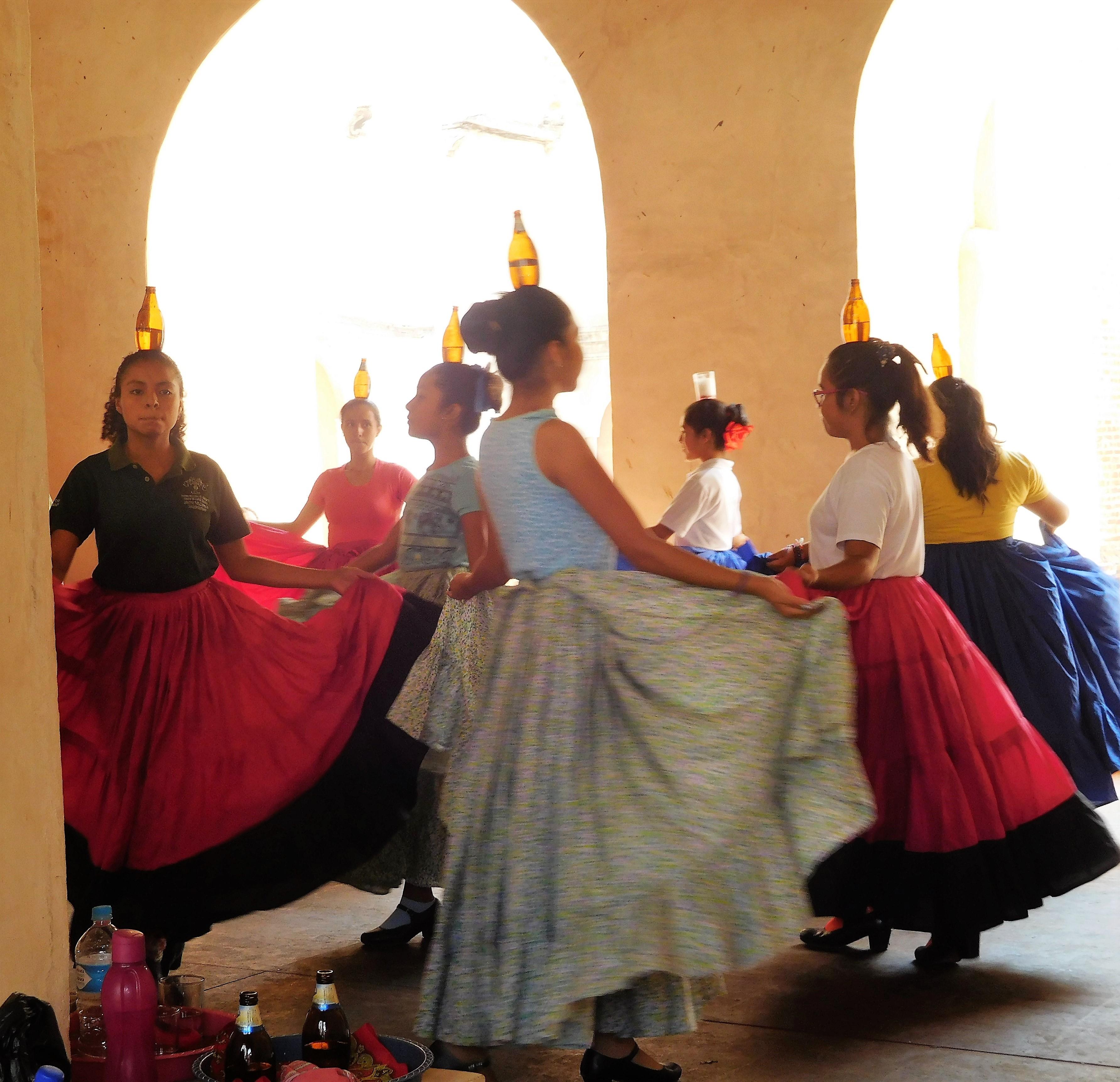 2017 Mundo Maya de Tuxtla Butierrez, Mexico Outbound Journey in April