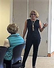 2017 - February 12 - speaker Olga Sparks