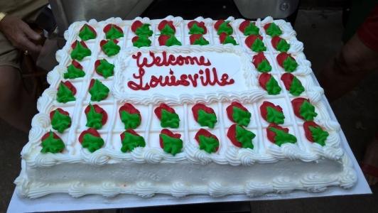 2017 Louisville Inbound Journey in June
