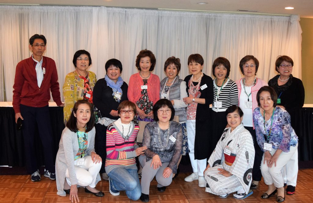 2017 Japan English Language Learners Inbound Journey in May