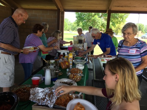 2017 Summer Picnic on July 23