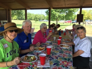 2017 Summer Picnic on July 23