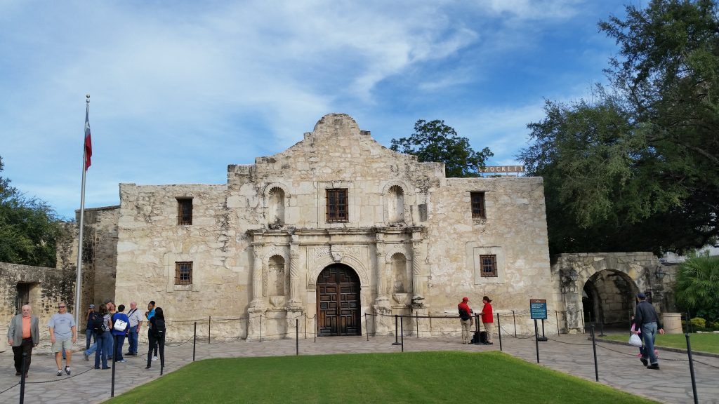 2017 Austin Exchange - October 12 - 17 - The Alamo
