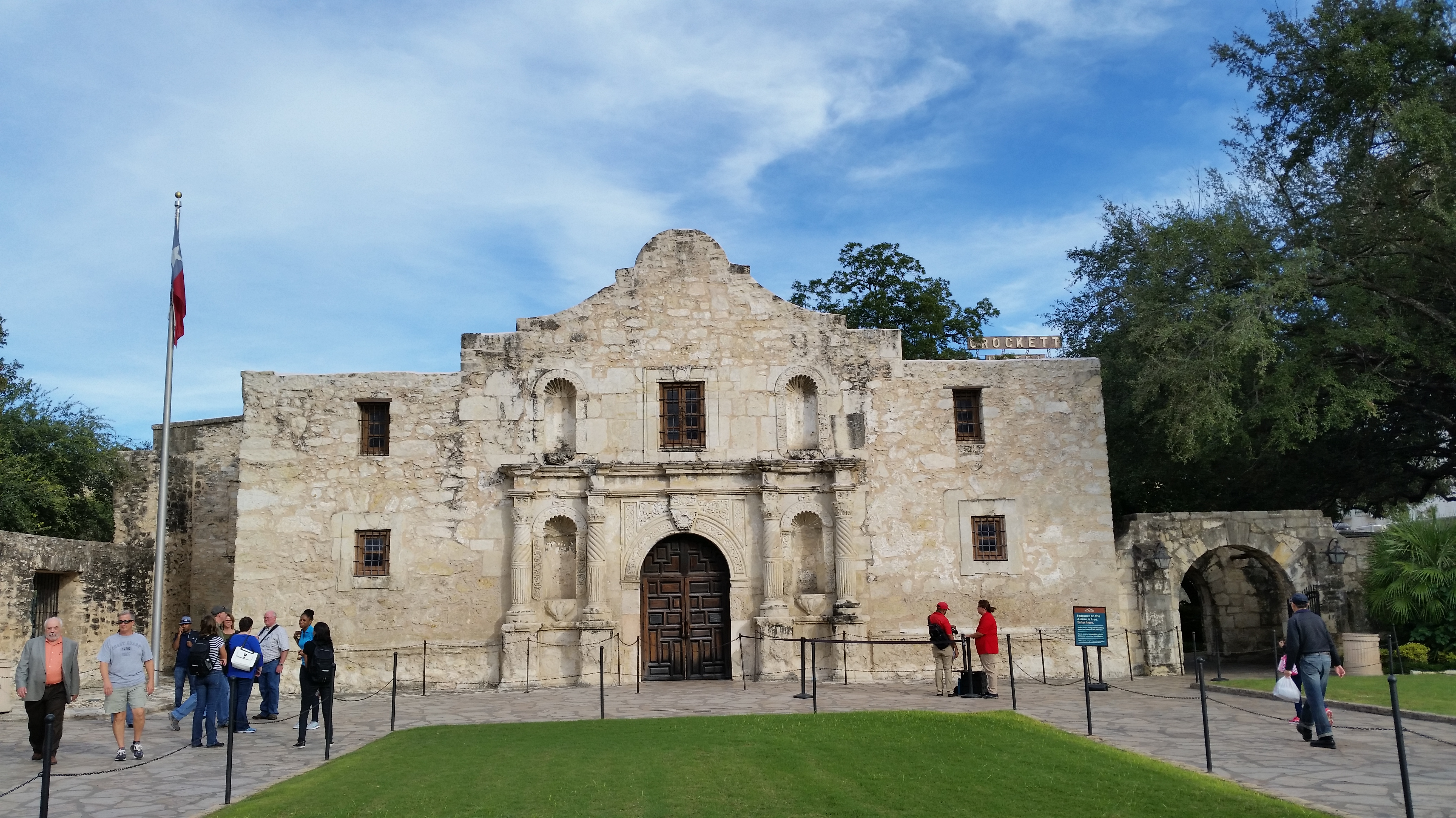 2017 Austin Exchange - October 12 - 17 - The Alamo