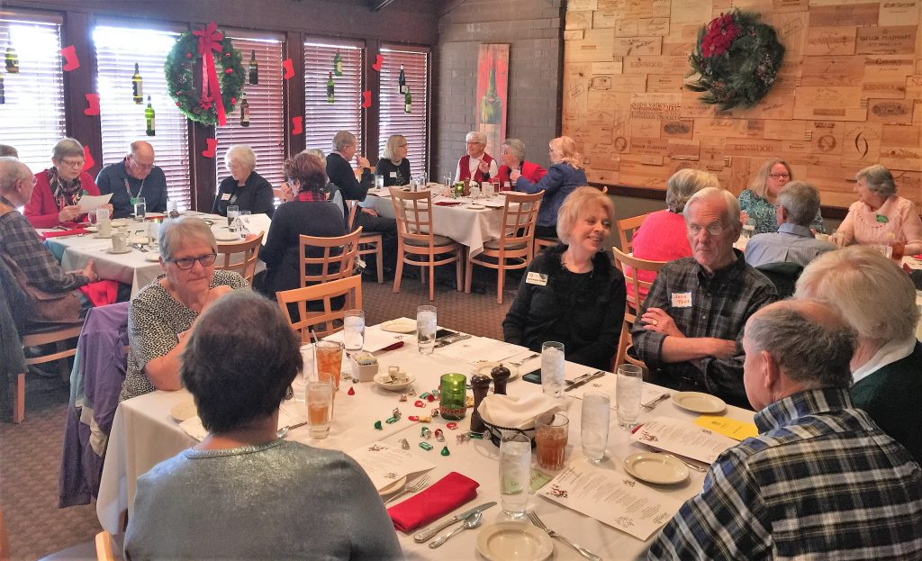 2017 - Happy Feet Holiday Luncheon - December 1
