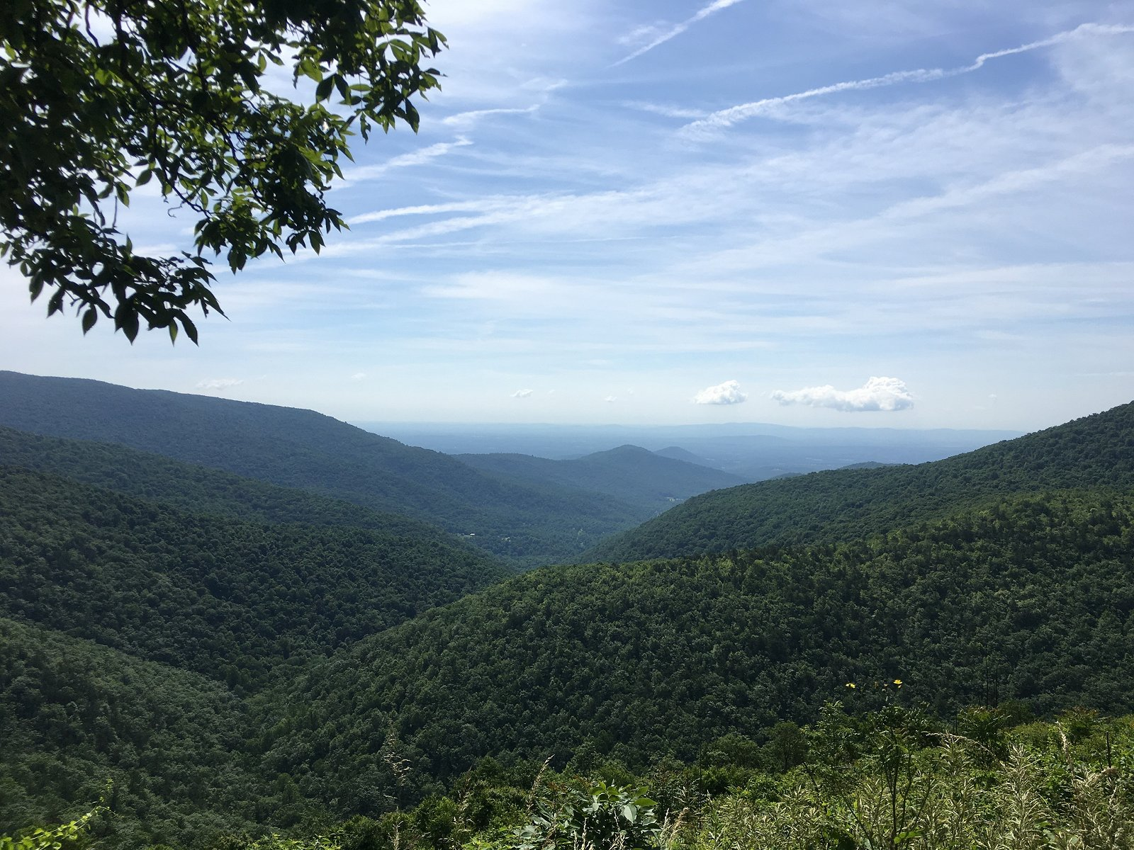 2018 Outbound Journey to FF Central Virginia - June 13-18