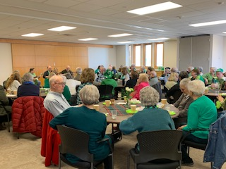 2019 - Irish Celebration - The Crowd - March 17
