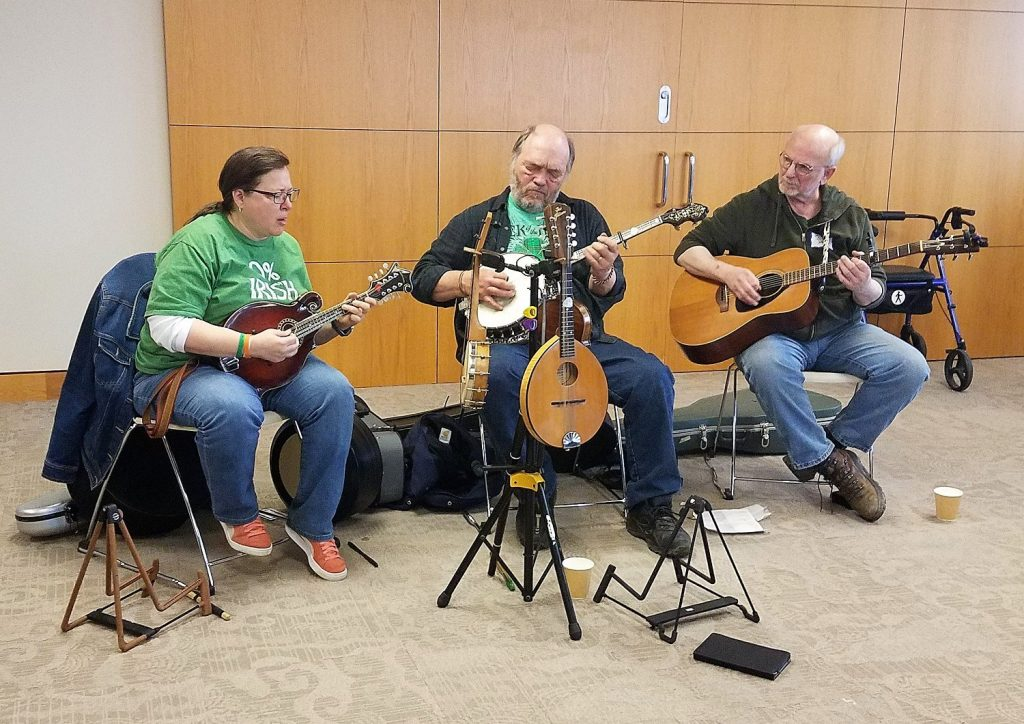 2019 - Irish Celebration - Trio - March 17