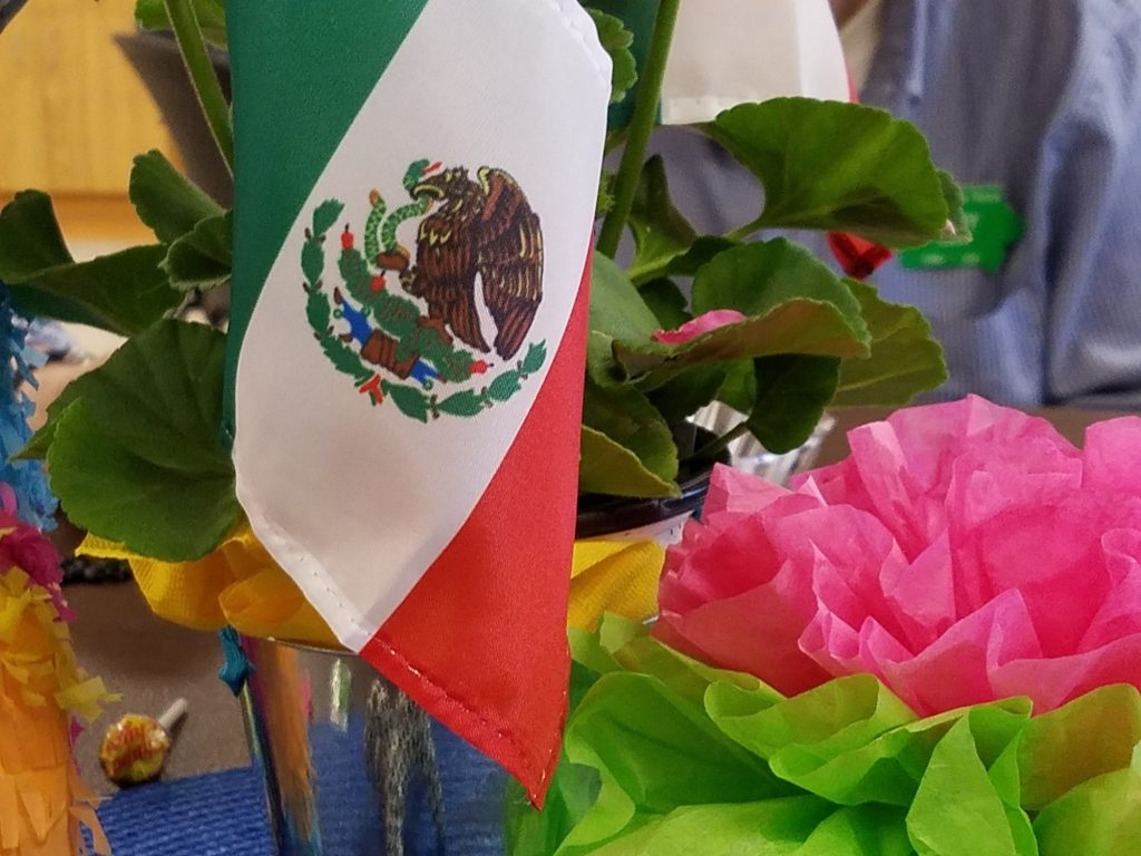 Cinco de Mayo - May 5, 2019 - Tables