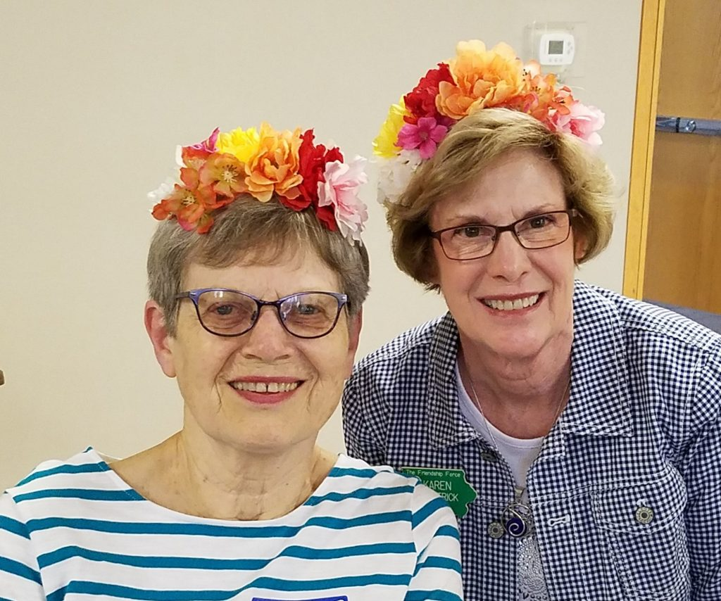 Cinco de Mayo - May 5, 2019 - Alice and Karen