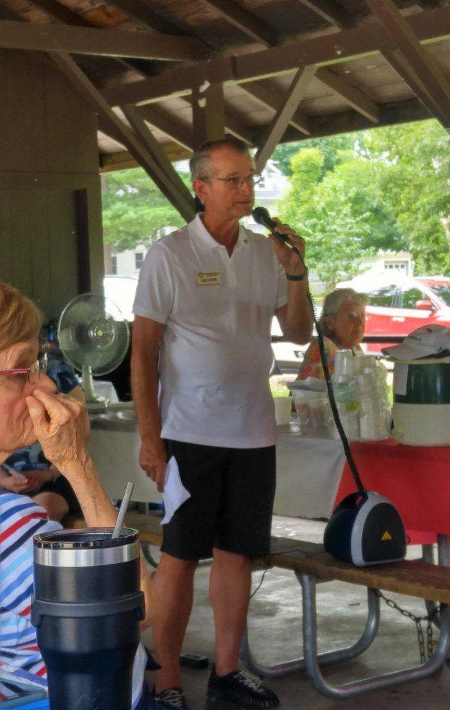 All Iowa FF Picnic in Cedar Rapids - July 13, 2019 - Dale Moore