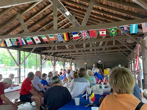 All Iowa FF Picnic in Cedar Rapids - July 13, 2019 - Speakers